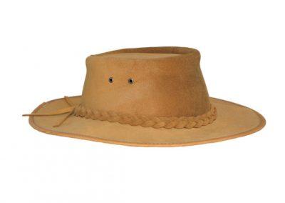 Sombrero de serraje